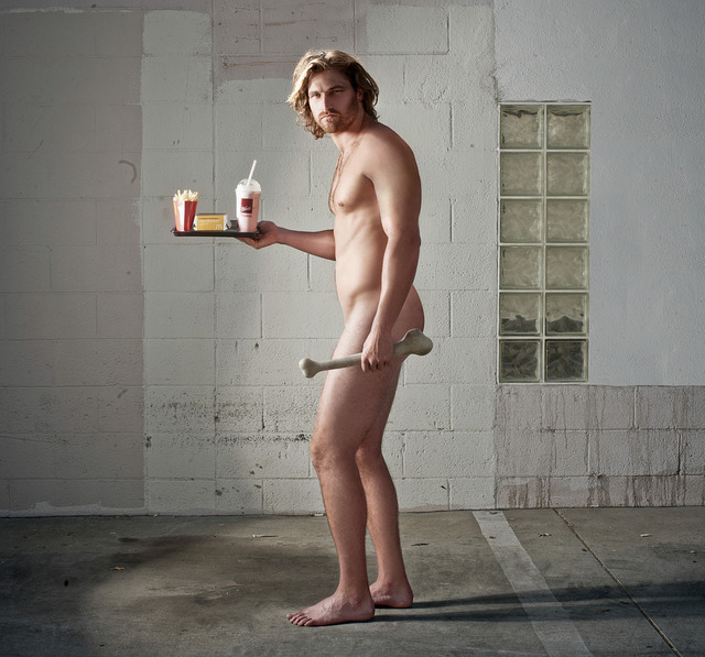 Nick Stern, 'Caveman', Wallspace