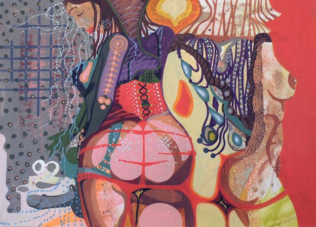 , 'Power Play,' 2015, Linda Warren Projects