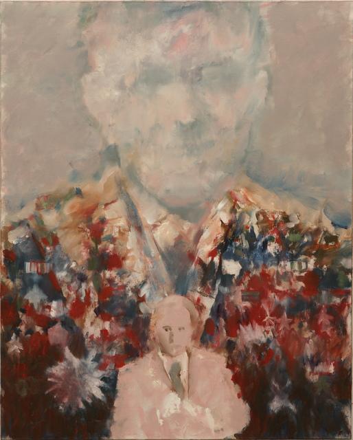 , 'Con cabeza n1,' 2017, Álvaro Alcázar