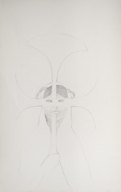 , 'UNTITLED,' 1974, Anglim Gilbert Gallery