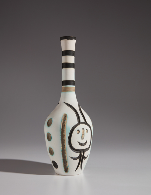 Pablo Picasso, 'Engraved bottle (Bouteille gravée)', 1954, Phillips