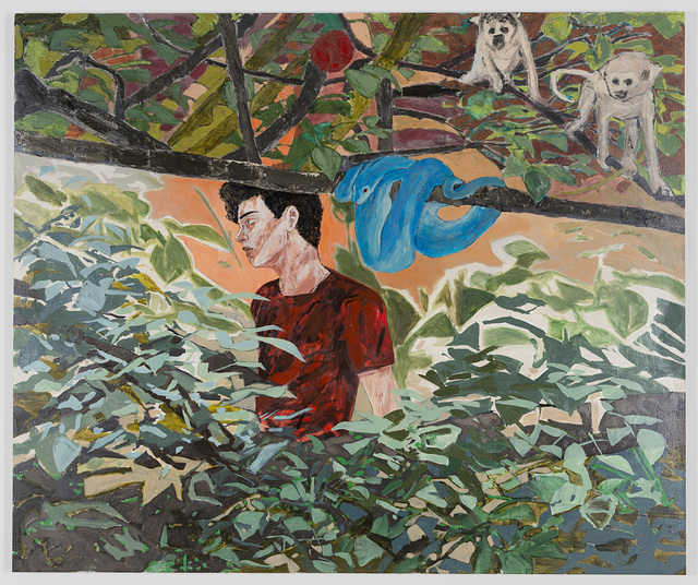 , 'Adam,' 2016, Galerie Peter Kilchmann