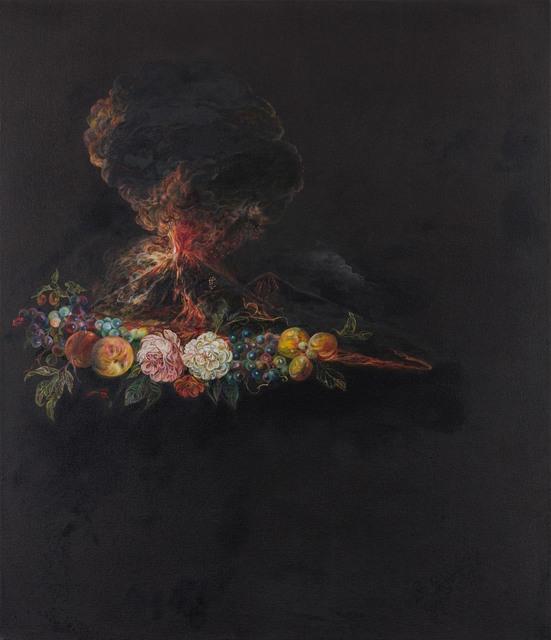 , 'Nuée Ardente,' 2019, Charlie Smith London
