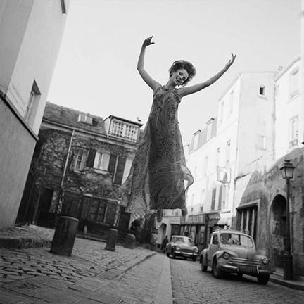 Melvin Sokolsky, 'Joy on Air, Paris', 1965, Staley-Wise Gallery