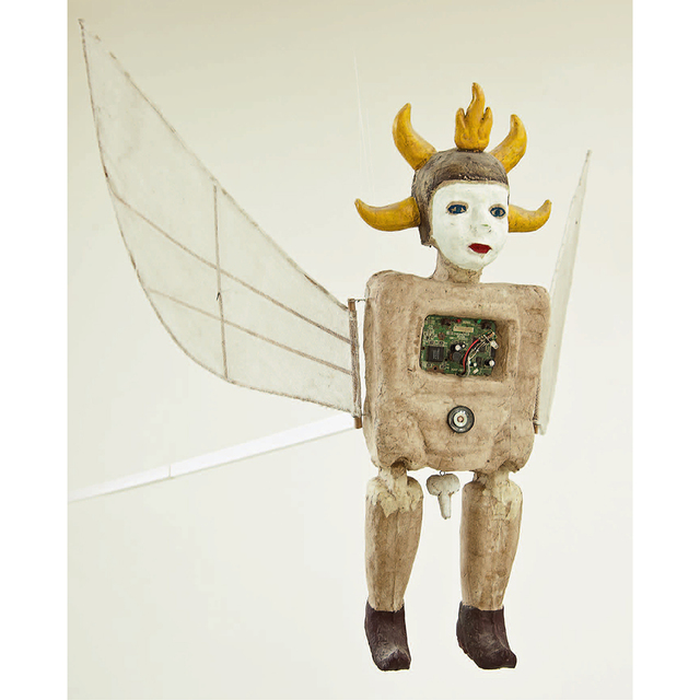 , 'Flying Angel,' 2014, Baik Art