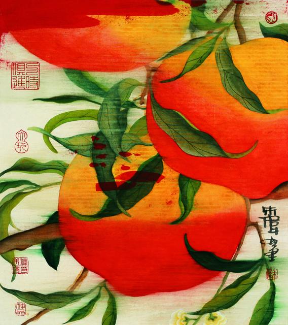 Zhu Wei, '开春图册页之十三; Album of Vernal Equinox, No. 13', 2011, Linda Gallery