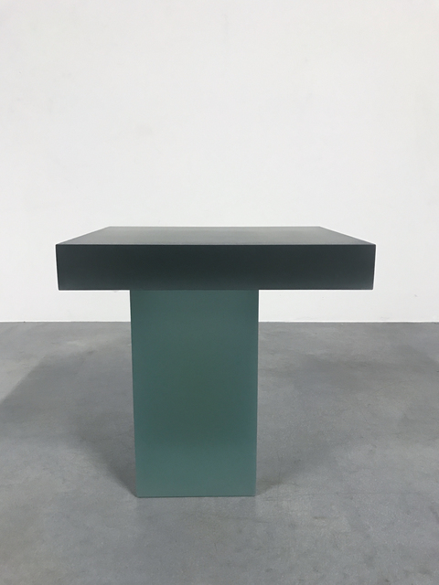 , 'Haze Stool (Navy and Green),' 2015, Carpenters Workshop Gallery