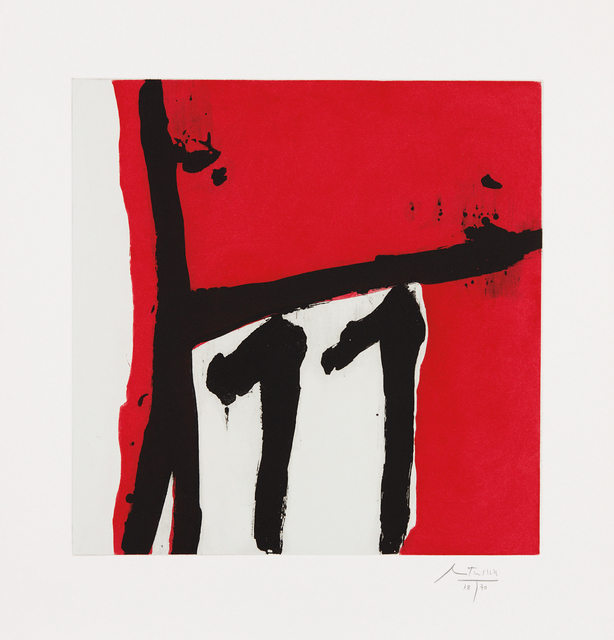 Robert Motherwell, 'Mexican Night II', 1984, Phillips