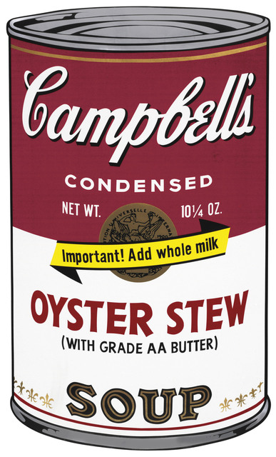 Andy Warhol, 'Oyster Stew, from Campbell's Soup II', 1969, Christie's