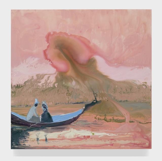 , 'Pink Sky,' 2015, Half Gallery