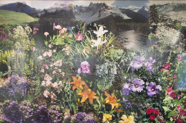 , 'Mountain Lake,' 1995, Gaa Gallery