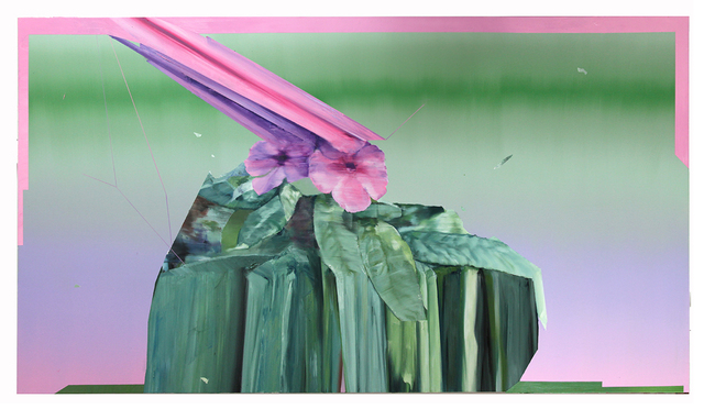 , 'Buisson,' 2017, Art Mûr