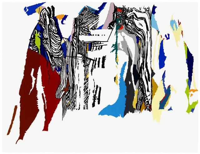 , 'Last Touch J3,' 2016, Gallery NAGA