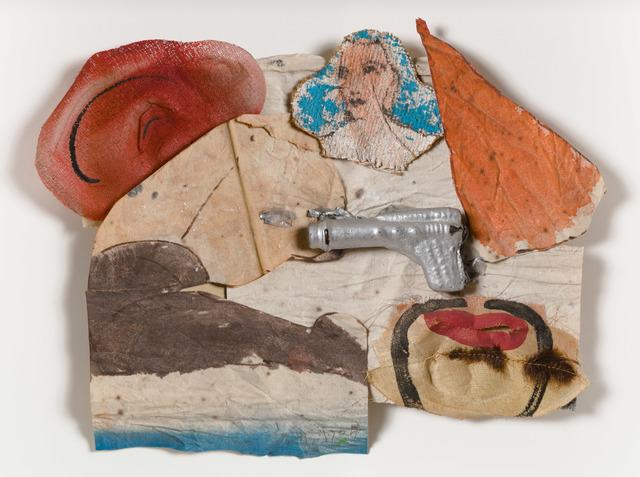 , 'Souvenirs of Venice, California,' 1963-1964, Barbara Mathes Gallery