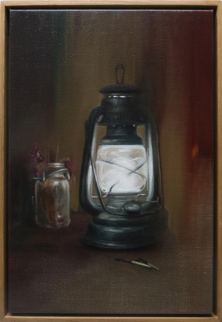 , 'Lantern,' 2016, StolenSpace Gallery