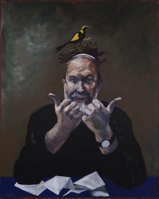 , 'Le Rabbin et le Nid d'Oiseaux,' 2013, Galerie Daniel Templon