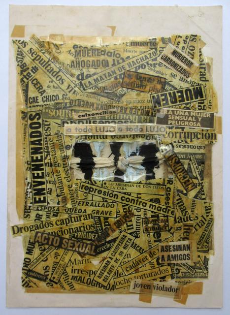 , 'Envenenados,' 1988, Herlitzka + Faria