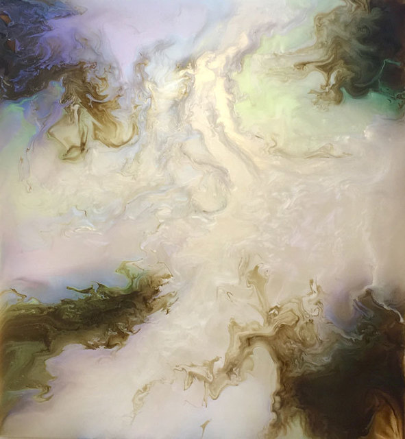 , 'Space Rain III,' 2017, Nancy Toomey Fine Art