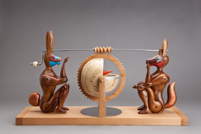 , 'El Conejo y el Coyote Caja de El conejo y el Coyote,' , Pucker Gallery