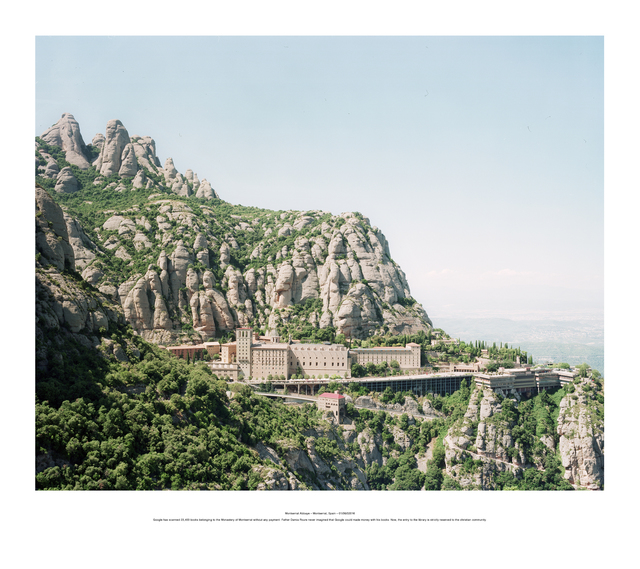 , 'Montserrat Abbaye – Montserrat, Spain – 01/08/02016,' 2016, The Ravestijn Gallery