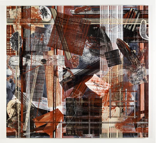, 'Krater,' 2012-13, Nancy Hoffman Gallery