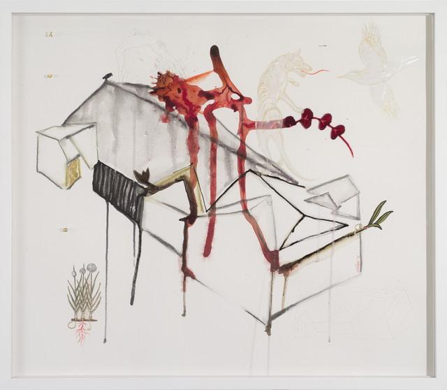 , 'Half - Home-1,' 2016, Galerie Nathalie Obadia