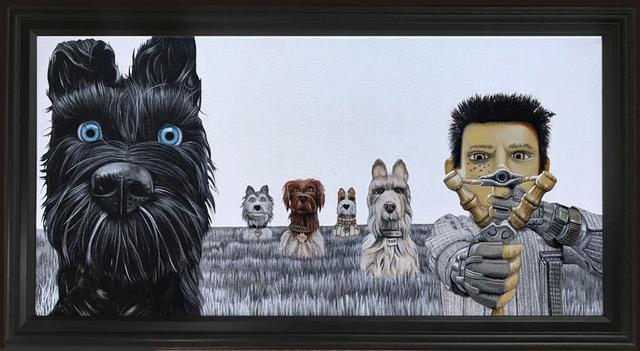 , 'We'll Find Your Dog,' 2018, Spoke Art