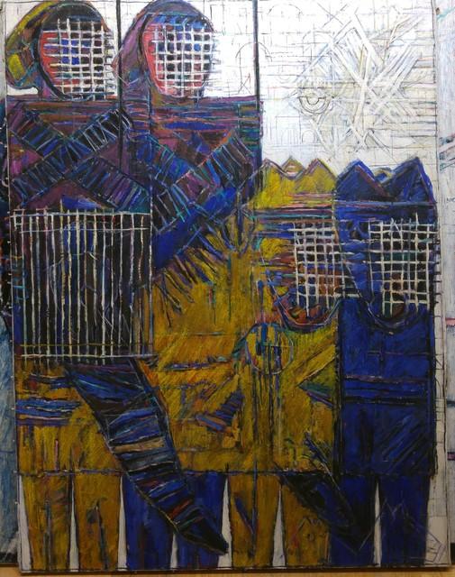 , 'Cavaliers,' 1993, We Art Partners