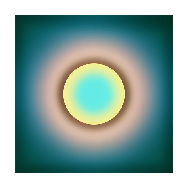Lynn Dunham, 'Mono Eclipse #6', 2016, Photography, Archival pigment print, Rick Wester Fine Art
