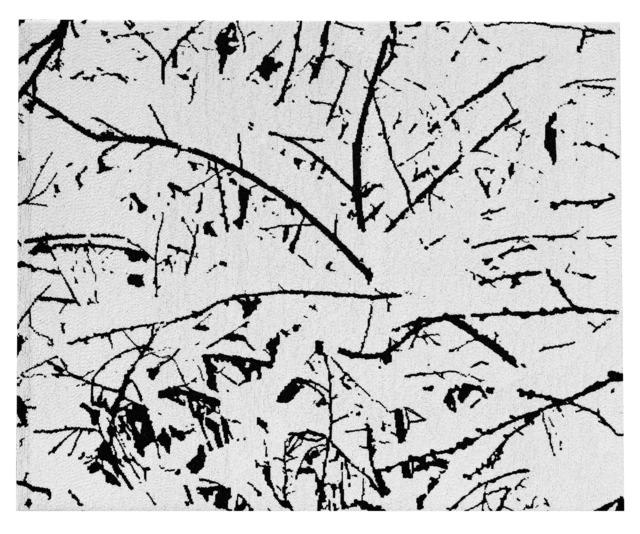 , 'First Snow 011B,' 2017, Galerie Thaddaeus Ropac