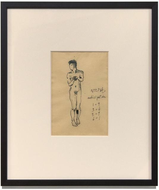 Antonio Hin-yeung Mak, 'Anticipation', 1990s, Blindspot Gallery