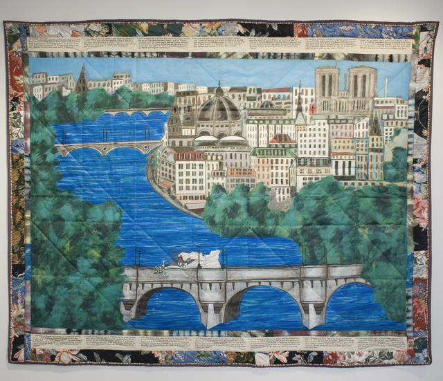 , 'Wedding on the Seine,' 1991, Forum Gallery
