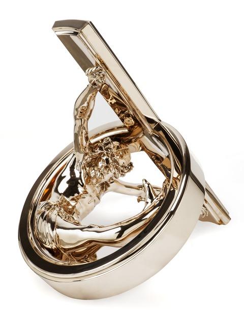 , 'Ring Corpus Inside,' 2012, Gary Tatintsian Gallery