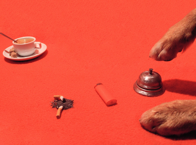 , 'The Menu - The Coffee,' 2016, Galerie Geraldine Banier