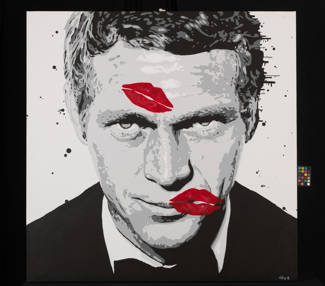 , 'Steve McQueen - Kisses,' 2017, Eden Fine Art