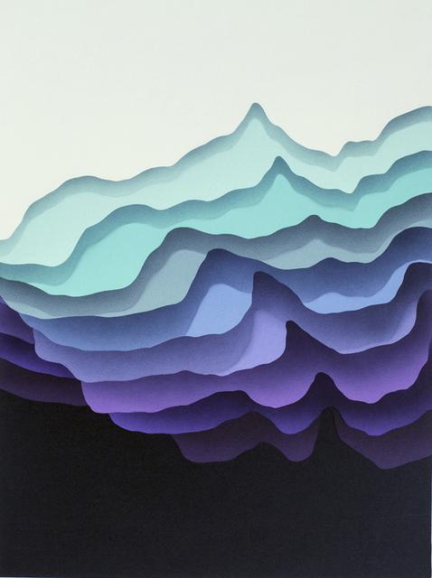 , 'Split 3,' 2015, Hashimoto Contemporary