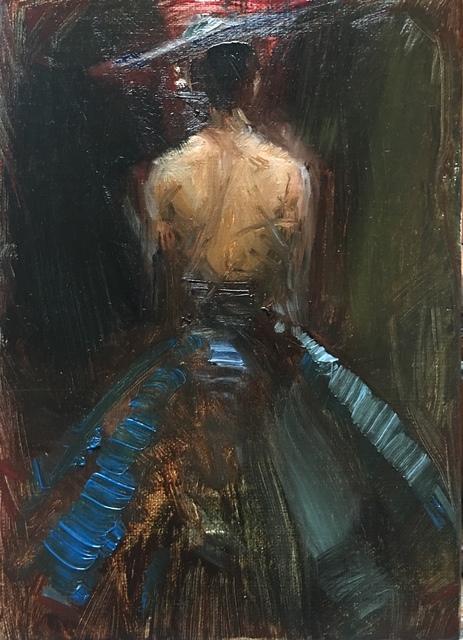 , 'Sketch of a Woman ,' 2018, Vanessa Rothe Fine Art