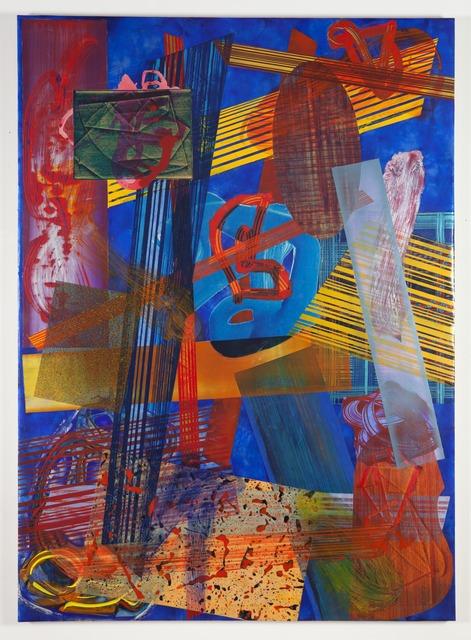 , 'Charter,' 2013, Nancy Hoffman Gallery