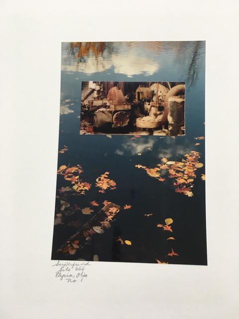 Masumi Hayashi, 'Super Fund Site 666, Elyria, Ohio, no. 1', 1990, moCa Cleveland: Benefit Auction 2019