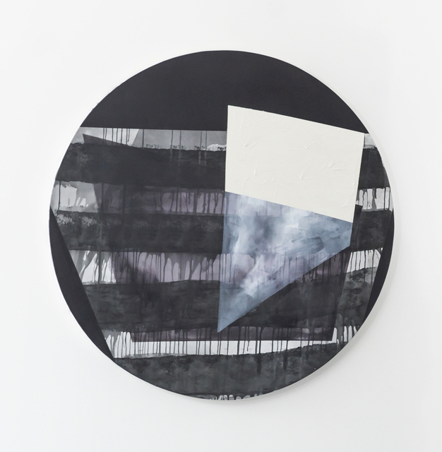 , 'Up South 5 (Water Table),' 2018, Rhona Hoffman Gallery