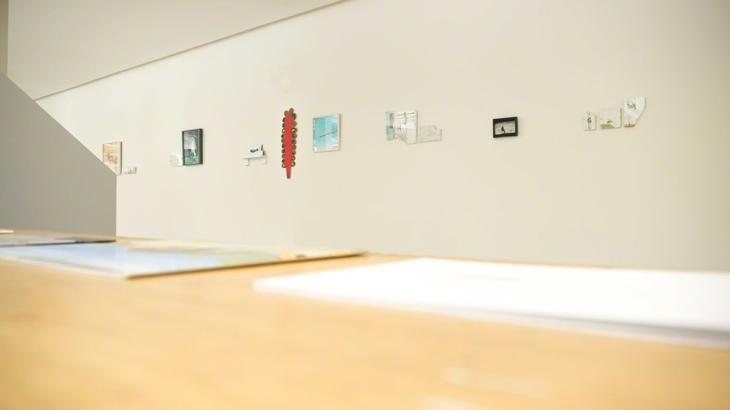 "Installation view of ""CATS THAT I HAVE KNOWN"" at The Watermill Center, Water Mill (2016). Image courtesy of The Watermill Center."