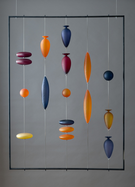 , 'Orange Equilibrium,' , Sandra Ainsley Gallery