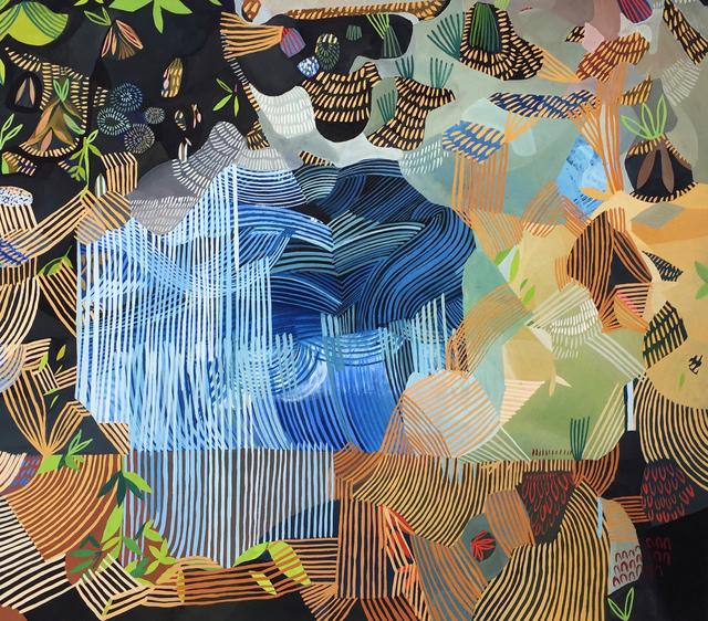 , 'Tide Pools,' 2018, Rebecca Hossack Art Gallery