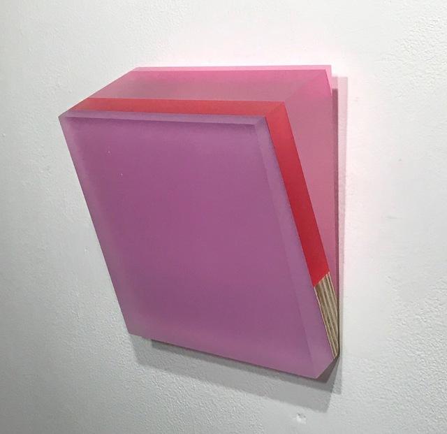 Michelle Benoit, 'Sky Brick series: Untitled 2018 (2)', 2018, William Campbell Contemporary Art, Inc.