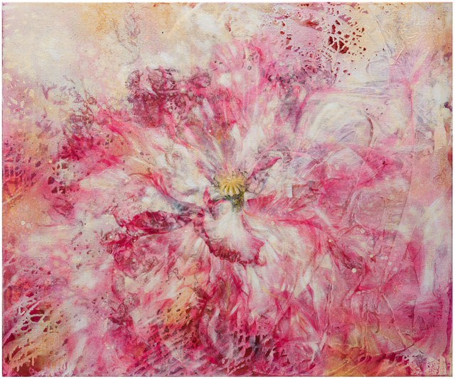 HUNG TE-CHUNG 洪德忠, 'Beauty Virus 小魔獸', 2018, Painting, Oil Painting, ESTYLE ART GALLERY 藝時代畫廊