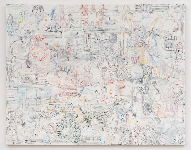 , 'No. 56, The Wanderer,' 2013, Anat Ebgi