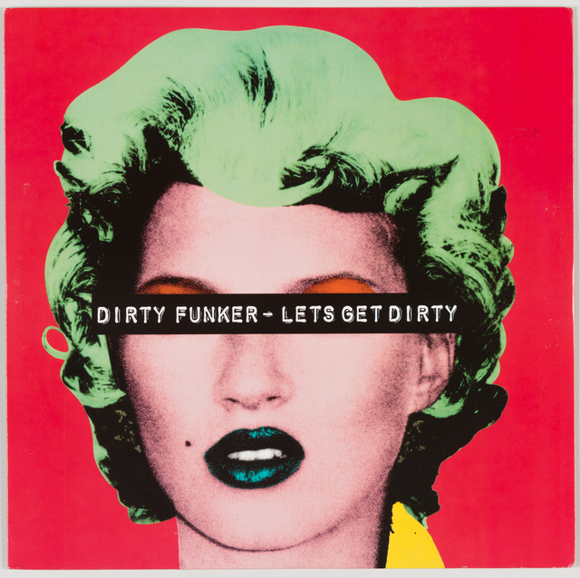 ", 'Dirty Funker, Let's Get Dirty, 12"" Single,' 2006, David Klein Gallery"