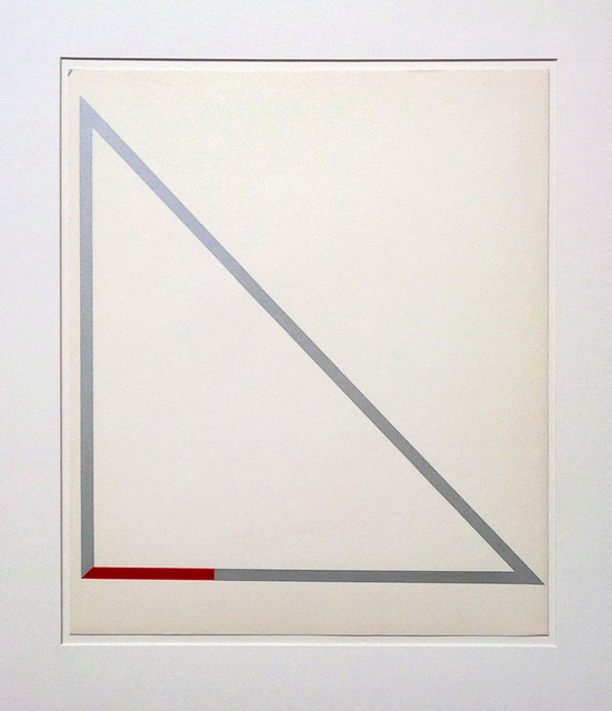 , 'Untitled,' 1976, VILTIN Gallery