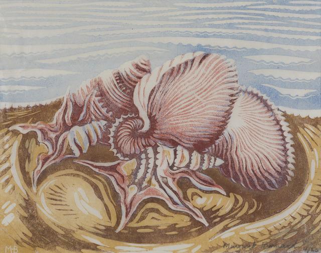 Margaret Barnard, 'Shells', 1930, Redfern Gallery Ltd.