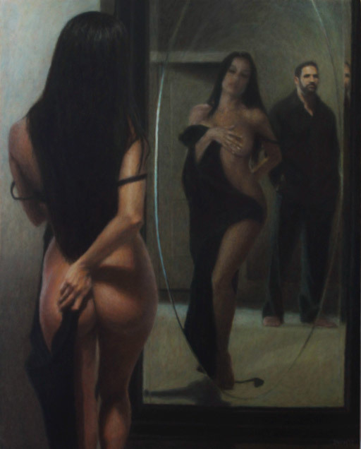 , 'In Mike's Mirror,' 2013, Zenith Gallery